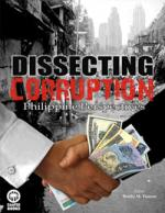 Selected mass media's reporting on corruption