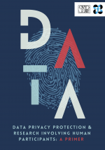 Data Privacy Protection and Research Involving Human Participants: A Primer. Social Sciences and Philosophy Research Foundation, Inc.
