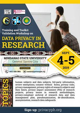 MSU GenSan Workshop - Sept 4