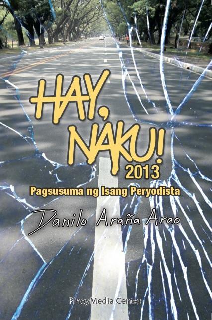 Hay, Naku! 2013 cover